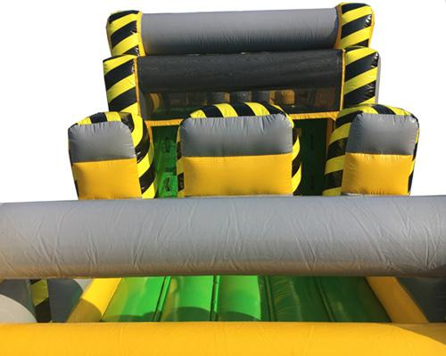 40'L Toxic Obstacle Course