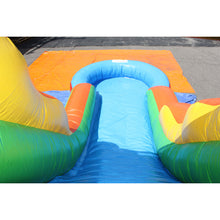 Load image into Gallery viewer, 13'H Residential Water Slide (Red)
