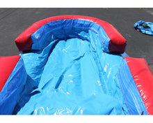 Load image into Gallery viewer, 18'H Tsunami Screamer Slide w/ Slip n Slide