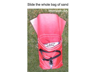 (4) Sand Bags