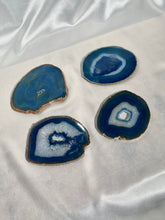 Load image into Gallery viewer, Agate Coaster Set
