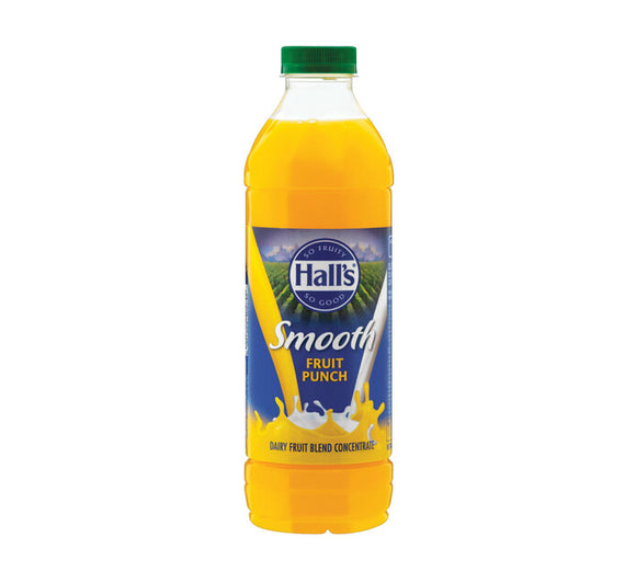 Hall's Fruit Juice Concentrate