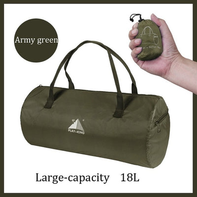 Foldable Lightweight Gym Bag - Foldables