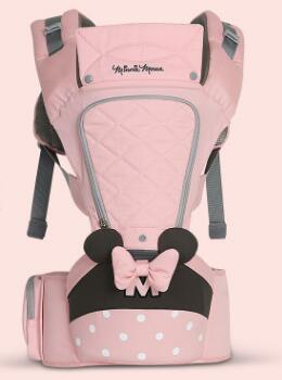 Disney 0-36 Months Breathable Front Facing Baby Carrier 4 in 1 Infant Comfortable Sling Backpack