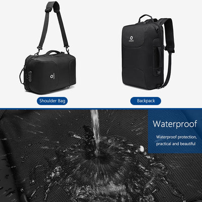 Waterproof Anti Theft Backpack