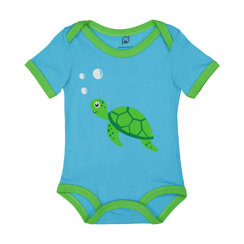 Sea Turtle Onesie
