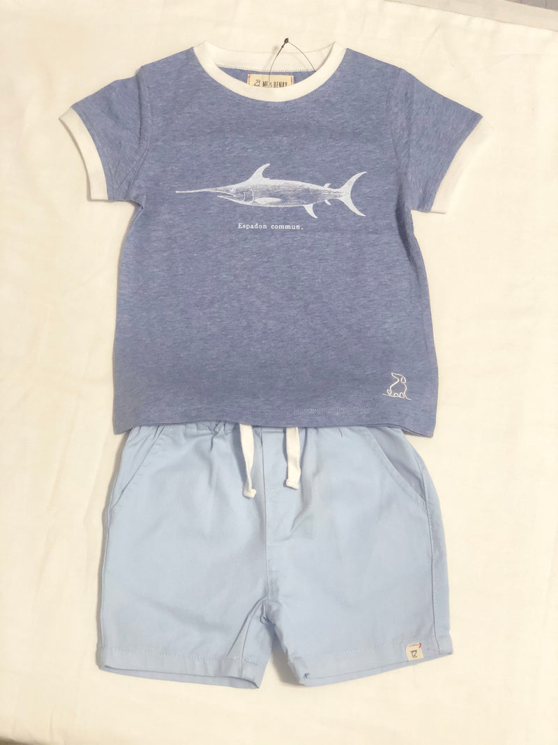 Marlin Fish Tee