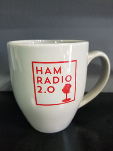 Ham Radio 2.0 Bistro Coffee Mug