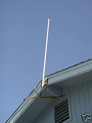 Ed Fong J-Pole Antennas - Dual Band, 220 and Roll-up