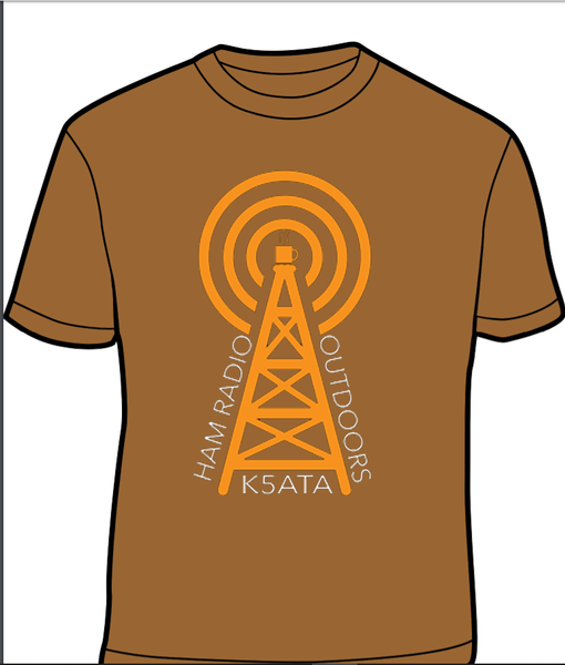 Goodgame Ham Radio and Outdoors T-shirt  *SPECIAL ORDER*