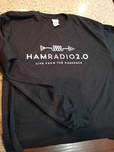 Ham Radio 2.0 Long Sleeve T-shirt