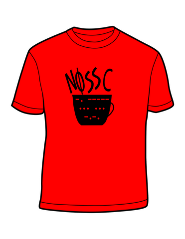 N0SSC Cottom T-shirt *SPECIAL ORDER*