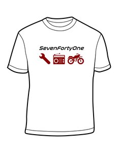 SevenFortyOne Cotton T-shirt *SPECIAL ORDER*
