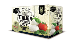 Mad Millie Italian Cheese Kit Front of packaging
