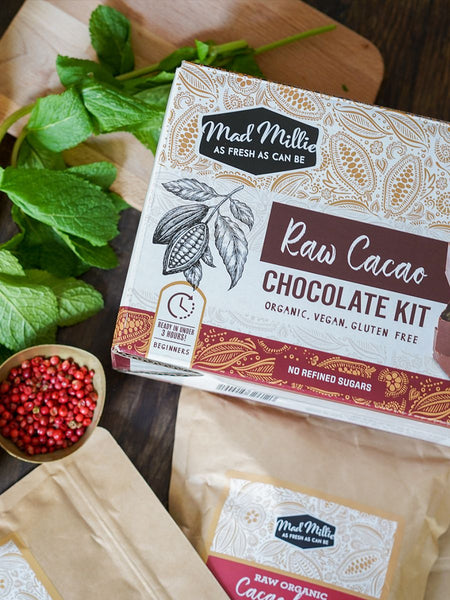 Mad Millie raw cacao kit