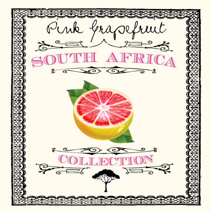 South Africa: Pink Grapefruit