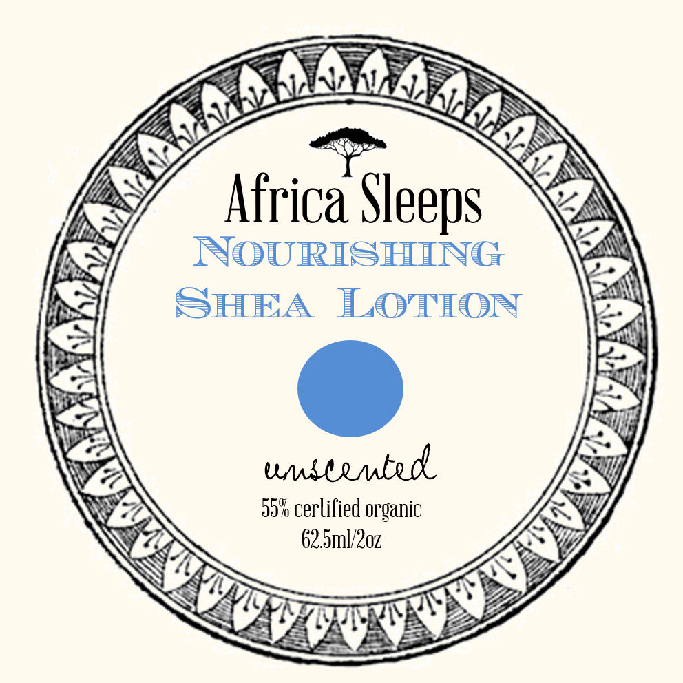 Nourishing Shea Lotion