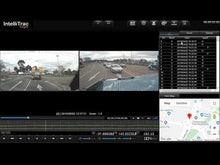 Load and play video in Gallery viewer, IntelliTrac Dash Cam 2 Channel Interior Driver Facing Camera - IR LED
