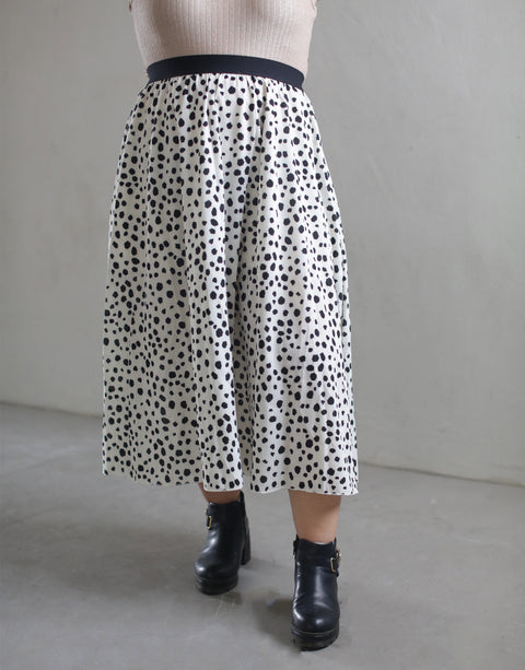 DALMATION ELASTIC SKIRT