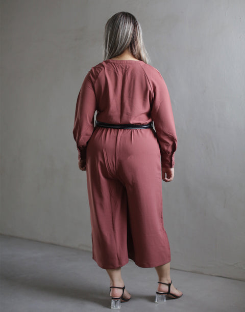 WINE TIME JUMPSUIT