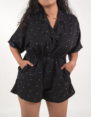 POLKA DOT DREAM PLAYSUIT