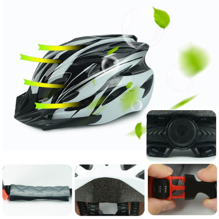 Adjustable Bicyle Helmet