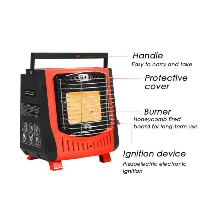 Outdoor Heating Stove