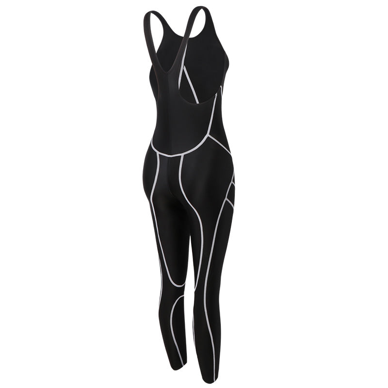 YINGFA women's professional racing Swimsuit- 977