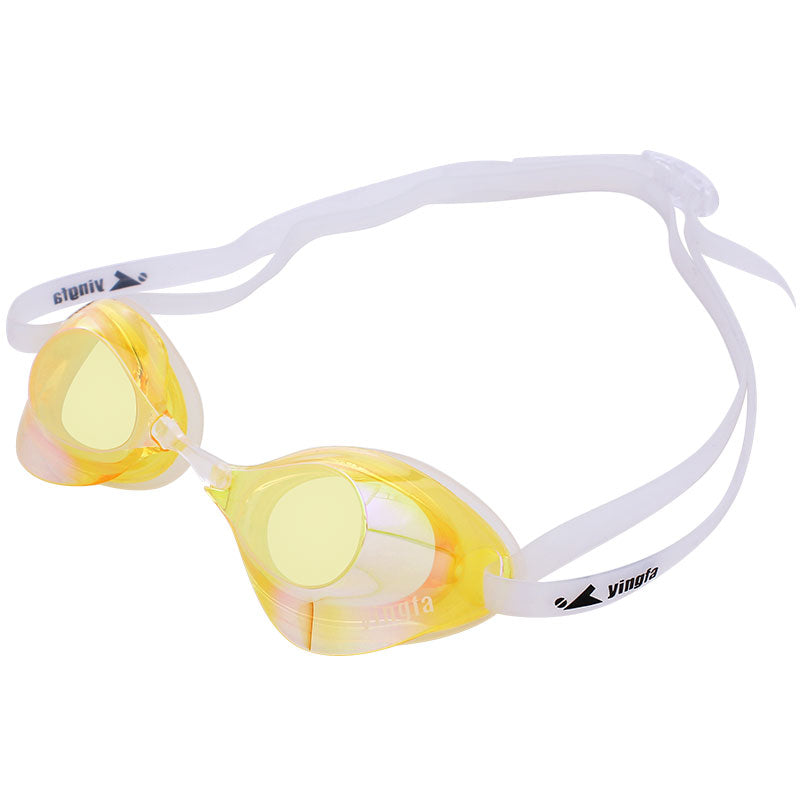 YINGFA unisex racing swimming goggles YN.2AF (V)