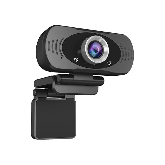 (A890)Jidetech 1080P HD PC USB webcam With Built-in Microphone