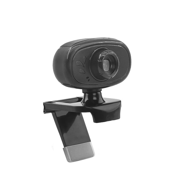 480P USB Webcam With Microphone HD Web Camera Laptop Notebook (A866)