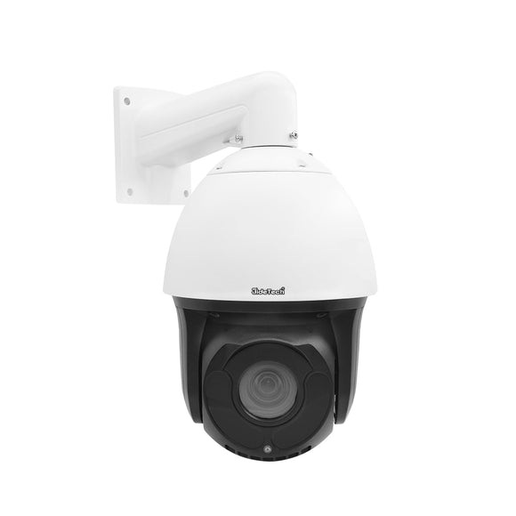 JideTech 20X 2MP Auto Tracking POE PTZ IP Camera(P4-3MP20X-4G)