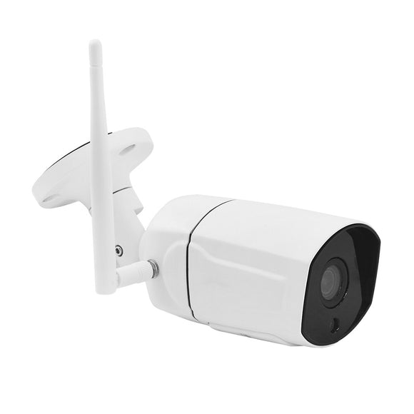 Jidetech 2MP 1080P Wireless Wifi Bullet IP Bullet Camera IP66 Waterproof (BC02-2MPW)