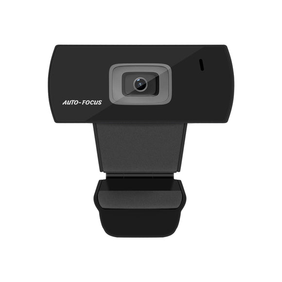 2 Megapixel HD Auto Focus PC Webcam with Built in Microphone  (A855 pro)