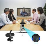 (A966 Plus)2020 HOT Cheap1080P Built in Mic Ultra HD Mini PC USB Webcam for Video Conferencing, Recording, and Streaming