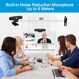 1080P HD Webcam Auto-focus USB Web Camera For Video Confrence(A959)