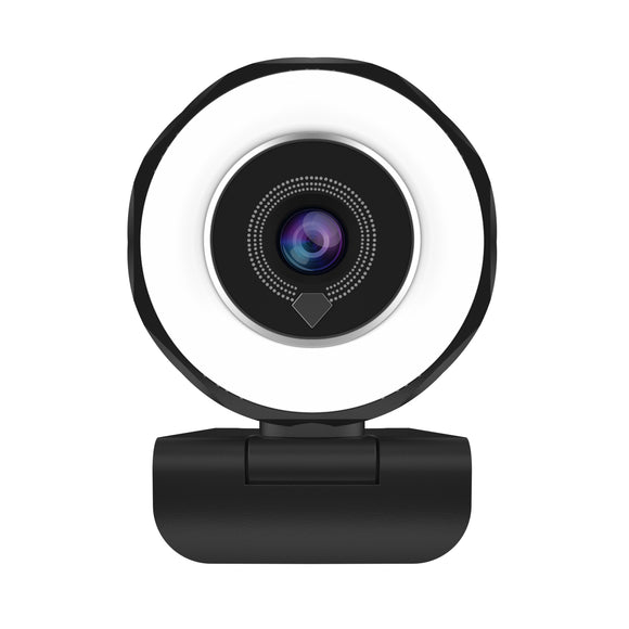 Jidetech 2K USB webcam built-in mic 4MP Webcamera For laptop desktop pc(S55)
