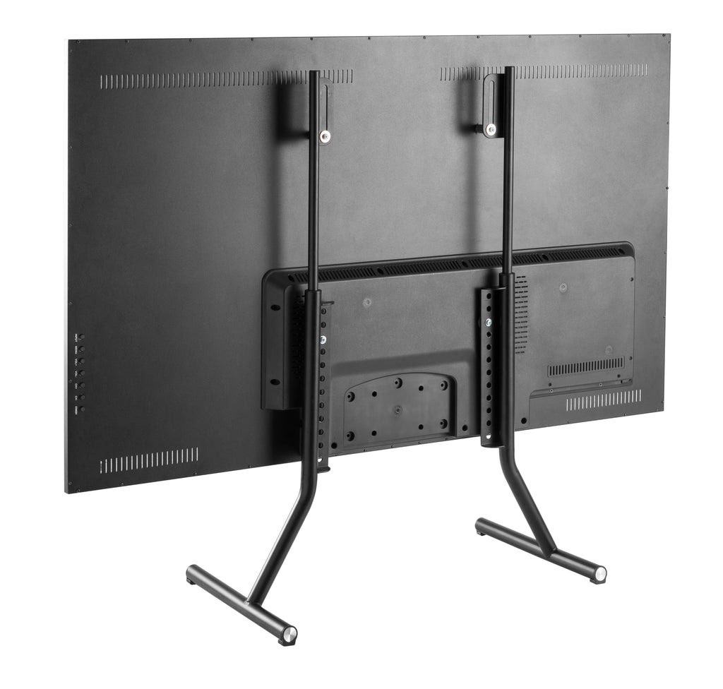 "Universal TV Stand - Height Adjustable Table Top TV Legs Base For TVs 37-70"" Fits Samsung LG Vizio & More"