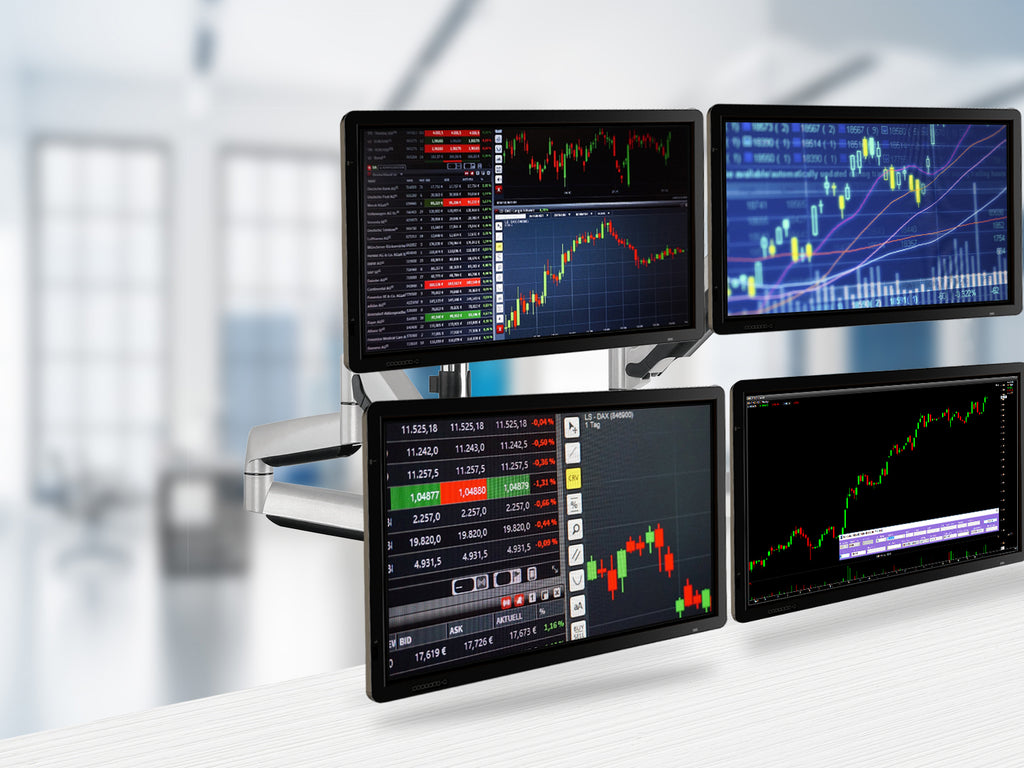 Quad Monitors
