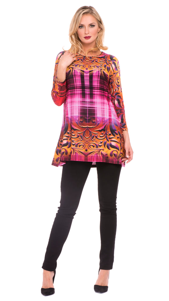 Ivy A-line Tunic