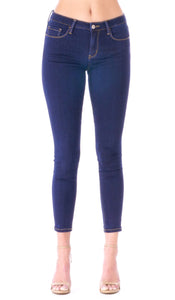 Aliyah Mid Rise Super Stretch Skinny