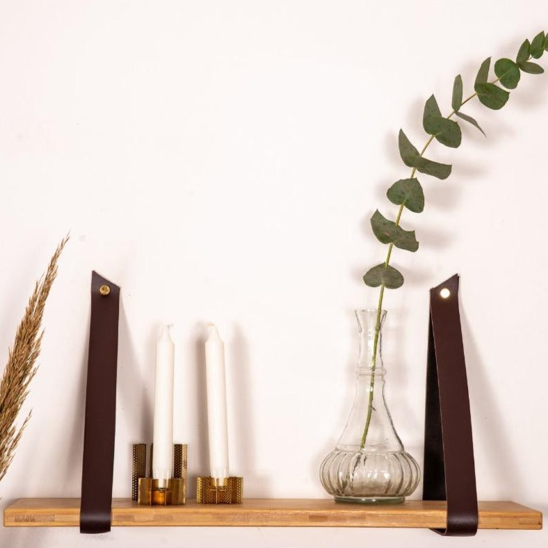 bamboo shelf