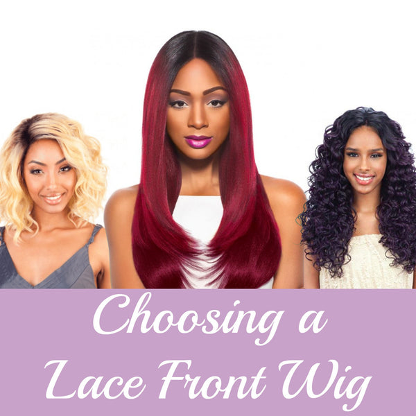 Wigs 101: How to Choose a Lace Front Wig