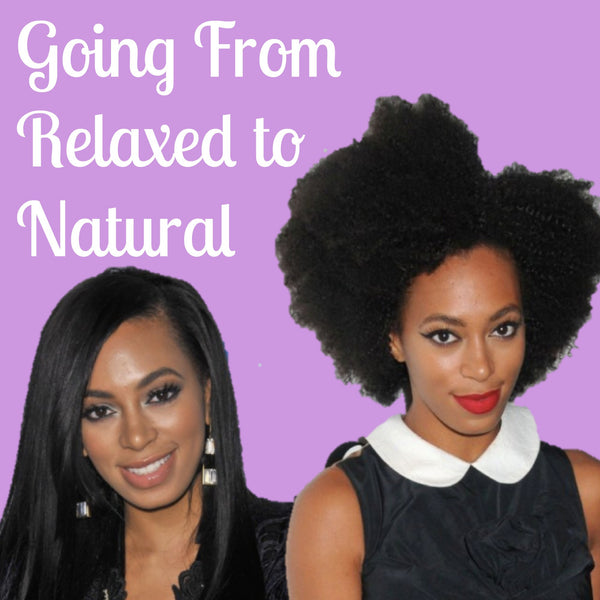 Going From Relaxed to Natural