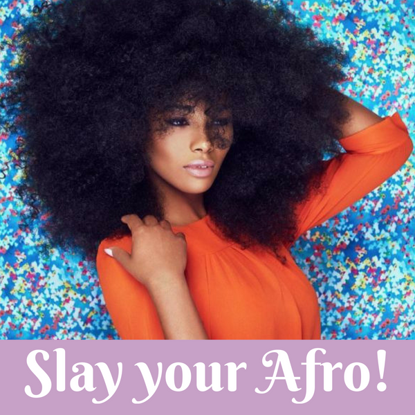 10 QUICK TIPS TO SLAY YOUR AFRO THIS FALL