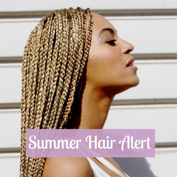 4 Reasons to get Box Braids this Summer