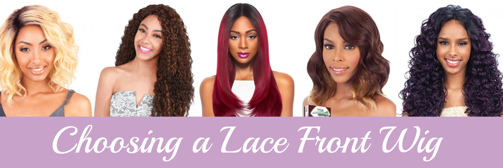 Choosing a Lace Front Wig
