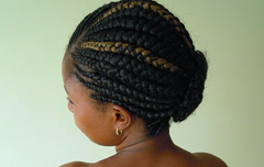 Cornrow Foundation Braids