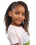 Mane Concept Afri-Naptural Kids Crochet - Jolly Twist 10 Inches
