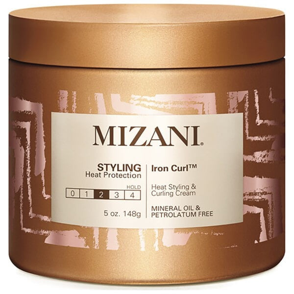 Mizani Styling Heat Protection Iron Curl 2 (5 oz) - Beauty Empire